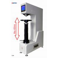 Buy cheap Closed - Loop Auto Turret Touch Screen Brinell Hardness Testing Machine Bench Type product