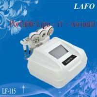 Buy cheap 5 in 1 Vacuum RF Lipo Cavitation Machine product