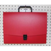 Buy cheap Plastic A4 Accordion File Folders Document Bag With 13 Pockets product