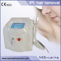 Buy cheap Desktop  Laser Ipl Machine For Hair Removal Skin Care With Touch Screen product