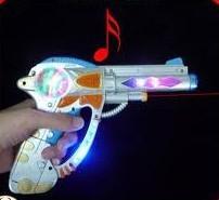 Buy cheap 銃の工場.CHINA LED点滅のおもちゃ銃製造業者及び製造者及び工場をもてあそんで下さい product