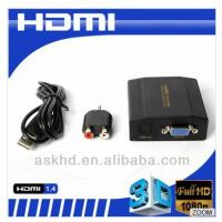 Buy cheap HDMI CONVERTER HDMI TO VGA+SPDIF/AUDIO product