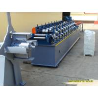 Buy cheap 7.5KW Keel Light Gauge Steel Framing Machines With Hydraulic Cut System from wholesalers