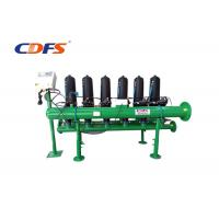 China Automatic Agriculture Water Filter900 * 820 * 1150mm Size 96KG Gross Weight on sale