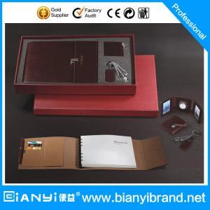Buy cheap Тетрадь, часы, ключевая цепь, мешок карточки для комплекта подарка product