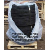 Buy cheap Soft Black Annealed Binding Wire Building Material ,Tying Wire product