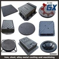 Buy cheap GX Casting Vented Watertight Manhole Cover with Competitive Price product