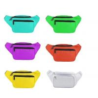 Buy cheap Waterproof 600D Polyester Athletic Fanny Pack For Shopping / Traveling product