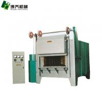 Buy cheap Heat Treatment Bogie Hearth Furnace , Electric Resistance Furnace High from wholesalers