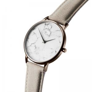 Buy cheap 3 ATM Leather Womens Fashion Watch Pc20 SEIKO Female Quartz Watch product