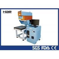Buy cheap Continuous Low Noise CO2 Laser Marking Machine 3D Dynamic Focus On Plastic product