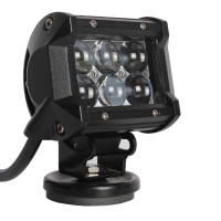 Buy cheap 4 Inch Dual Row 30W 6500K Off Road LED Work Lights Bars 4D Lens for Truck Jeep product