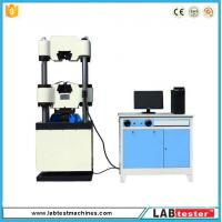 China Universal Computer Control Hydraulic Tensile Testing Lab Test Machines For Strength Tensile Test wholesale