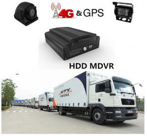 Buy cheap 4G H.264 в реальном масштабе времени HDD 4Ch 720P AHD Мобил DVR для тележки/шины/такси from wholesalers