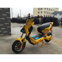 Buy cheap High Power Battery Operated Electric Scooter Motorcycle For Adults 45 - 50km/H product