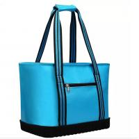 Buy cheap 30 Cans Soft Insulated Cooler Bag , Waterproof Insulated Freezer Bags from wholesalers