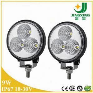 China Mini easy mounted off road 9w 10v-30v Epistar led work light on sale
