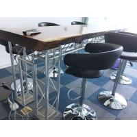 China Customized Outdoor / Indoor 6082-T6 Aluminum Truss System For Fashion Table Frame wholesale
