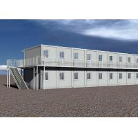 China Foldable Green Prefab Houses ,  Fold Out  Flatpack  Ready Made Container House on sale