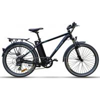 Buy cheap Pedal Powered Electric Bike , Intelligent Brushless Motor Assisted Bike product
