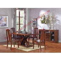 Buy cheap Luxury Design for Solid Wooden Furniture Dining Room Set product
