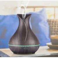 Buy cheap Aroma Essential Oil Diffuser, 400ml Aromatherapy Diffuser Ultrasonic Cool Mist Humidifier with Color LED Light product