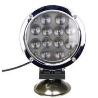 China High Low Beam 45W 7 Inch Square LED Work Light For Tractor 60 / 30 Degree Beam on sale