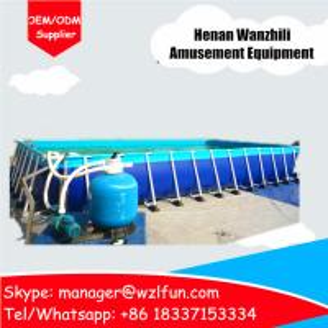 Buy cheap Fabricante 2016 de Inflatablesproduct da qualidade superior de China acima da piscina inflável da terra para crianças product