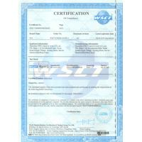 Shenzhen DWG Watch & Clock Company Limited Certifications