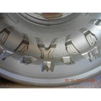Buy cheap Commercial custom EDM CNC machining ATV Tire Mold / Tyre Mould product