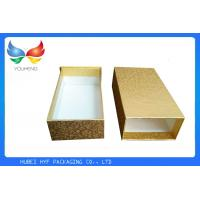 China Handmade Small Cigarette Pack Case Carton Paper Boxes With Common 4 Colors wholesale