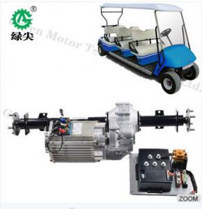 Buy cheap motor alto do torque de 7.5kw 72v e de C.A. do eco-amigo para veículos sightseeing product