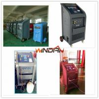 Recovery Rate A C Refrigerant Recycling Machine with