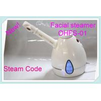 Buy cheap White Spa Facial Steamer Ohfs-04 , Professional Ozone Hair Steamer At Home product