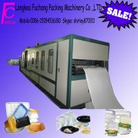China fully automatic vacuum forming machine for food box on sale