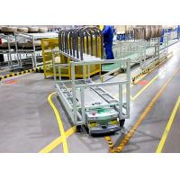 Tunnel Type Bi Directional Tunnel AGV Warehouse Automation With High Guiding Accuracy