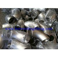 Buy cheap But weld fittings Stainless Steel 316Ti UNS S31635 /1.4571, 316H UNS S31609 1.4436 , 316L UNS S31603 / 1.4404 product