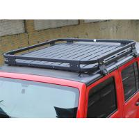 Buy cheap Aluminium Alloy Auto Roof Racks Luggage Carrier for 2007-2017 Jeep Wrangler JK from wholesalers