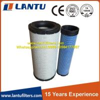 Buy cheap GOOD QUALITY ATLAS COPCO AIR FILTER 3222188152+3222188153 AF27874 product