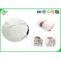 Buy cheap Pollution-free 30g 35g 40g Kraft MG Paper With FSC Certification For Food from wholesalers