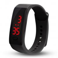 Buy cheap Candy Color Silicone Sports Watch , Fashion Rubber Led Watch Wristwatch product