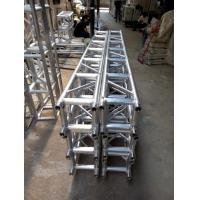Buy cheap Luxury Bright Gold Color Aluminum Bolt Truss For Indoor Events 0.5m - 4m product