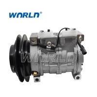 Buy cheap R134a Auto Air Conditioner Compressor For Isuzu 1PK 10S13C product