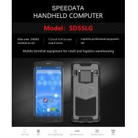 Buy cheap Android RFID Handheld Readers Card Reader PDA Devices Loading Barcode Scanner product
