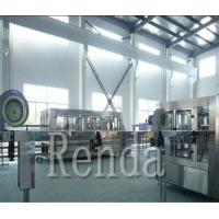 Buy cheap High Efficiency Carbonated Drink Filling Machine Water/Gas/CO2 Washing Filling Capping for Sale product