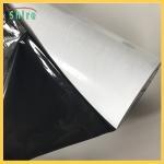 Buy cheap Filme autoadesivo de aço inoxidável preto/branco da proteção da superfície do filme product
