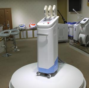 China Newest shr super hair removal machine/ ipl shr equipment embroidery machine on sale