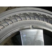 Buy cheap 2.50 - 17 Tyre Moud For Motorcycle With Cycle Valve / Tire Mould product