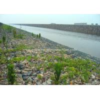 Buy cheap Hexagonal Gabion Box 2x1x1m Size Gabion Wall Cages With Galvanized Wire / PVC Coated Wire product