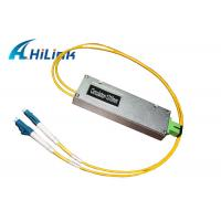 Buy cheap Low Back Reflection Optical Circulator 3 Ports Fiber Module With LC Connector product